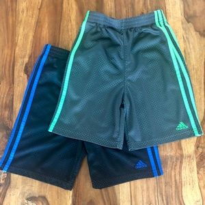 BUNDLE! BOYS ADIDAS ACTIVE MESH SHORTS
